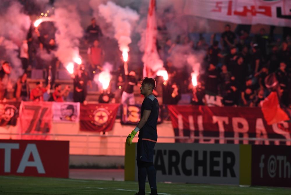 ليلة بيروتية طويلة... الجمهور الفلسطيني ممنوع من دخول الملعب!