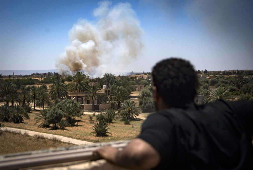ليبيا | شهر على هجوم حفتر: الكلمة لسلاح الجوّ