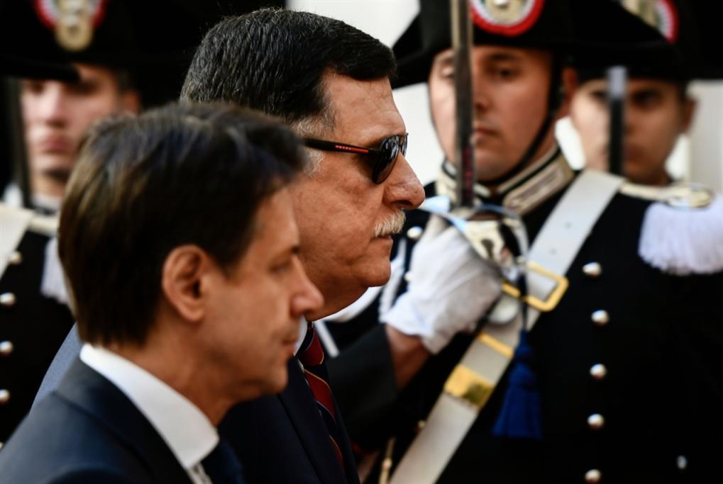 ليبيا | جولة أوروبية للسراج: على روما توحيد الموقف من حفتر