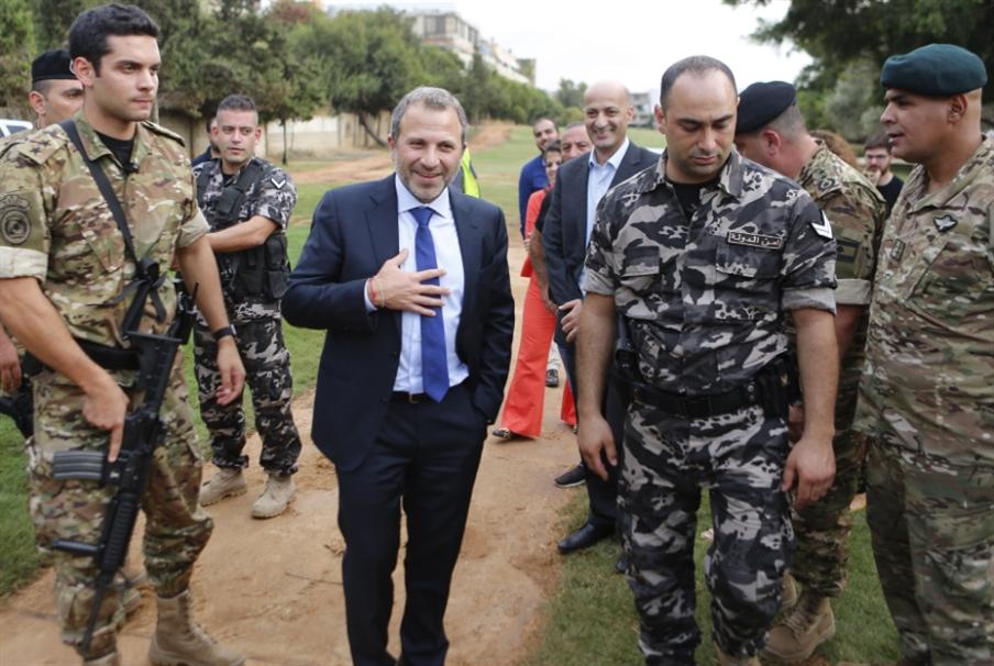 «استعراض بوليسي» في الخارجية: باسيل يُهين  السلك الدبلوماسي