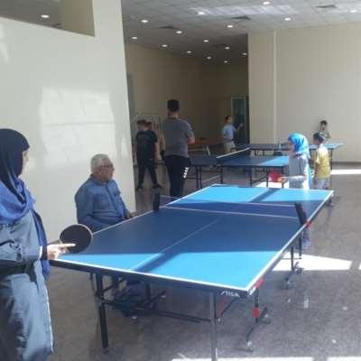 نتائج لعبة كرة الطاولة لمهرجان المقاومة والتحرير المدرسي