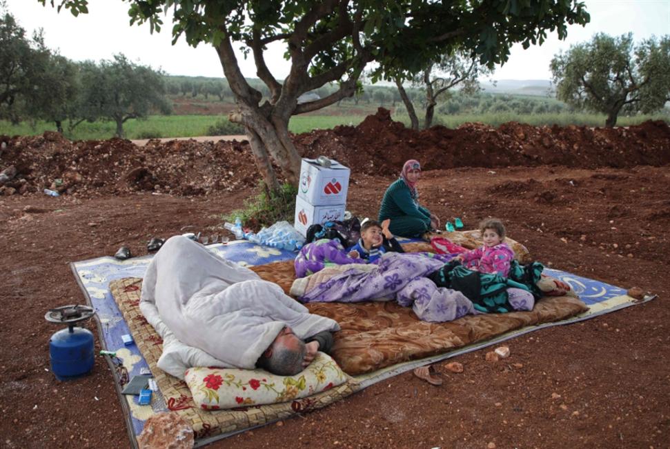 المعارك تتوسّع في ريفَي حماة واللاذقية