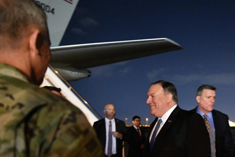 بومبيو في بغداد: تهديدٌ بطعم الخوف!
