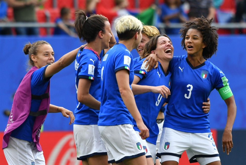 عودة ناجحة لإيطاليا ورقم قياسي برازيلي