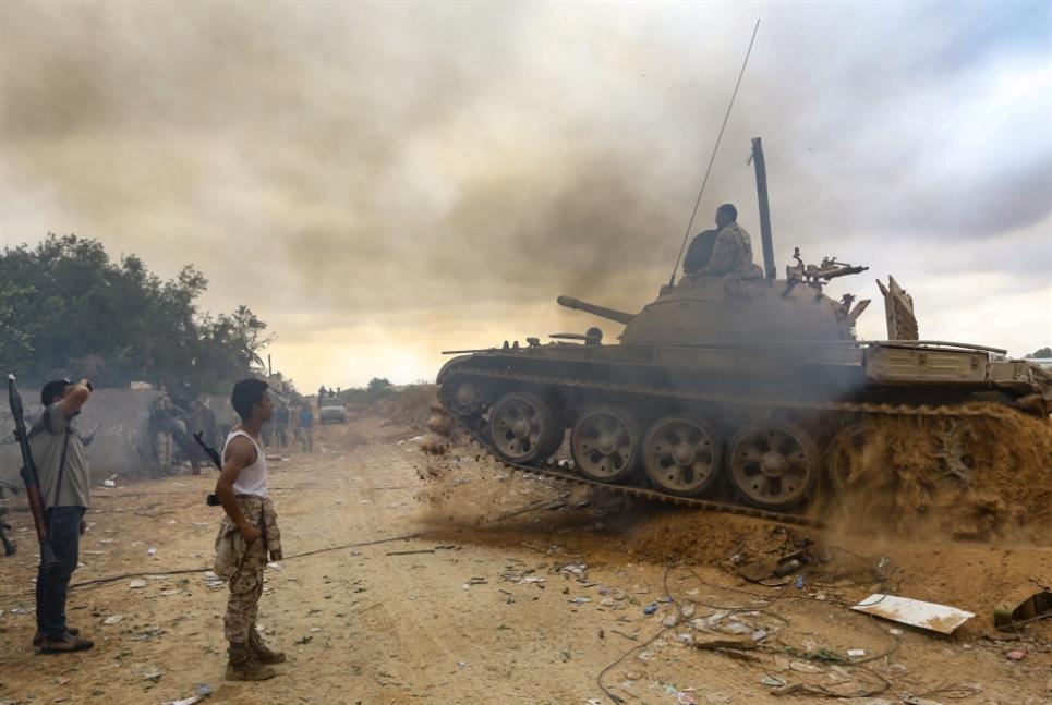 ليبيا | محاولات كسر جمود الميدان والسياسة: بحثٌ عن موقف أميركي