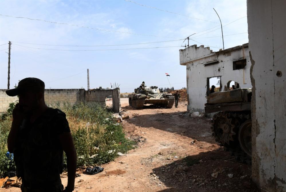 جبهة مفتوحة في ريف حماه الشمالي: رهان تركي على تحييد الجبهات الحسّاسة