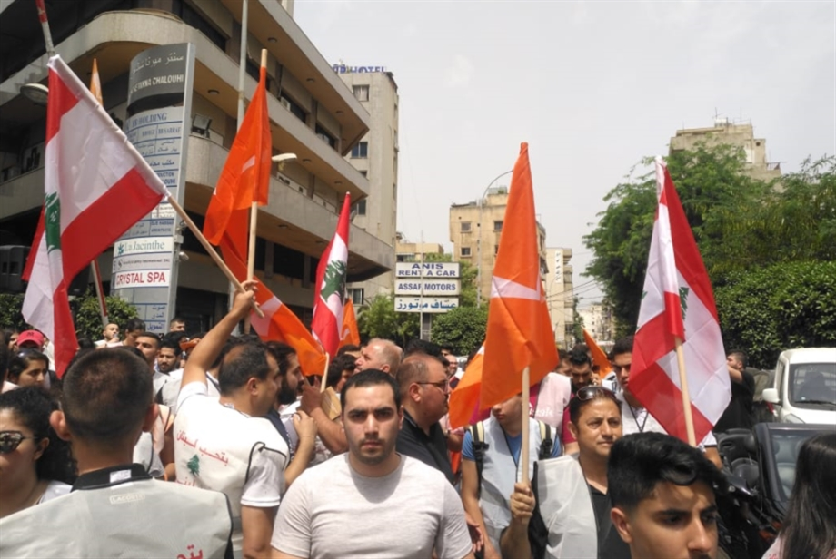 «اللبناني قبل الكل»: سموم وتحريض