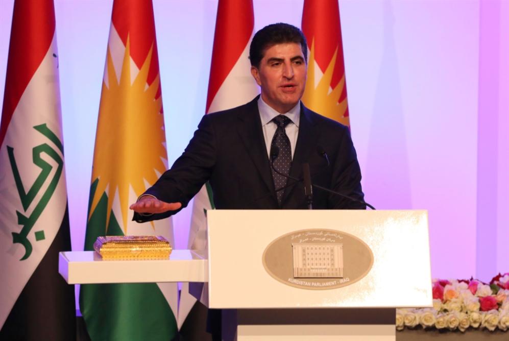 نيجرفان بارزاني رئيساً لـ«كردستان»