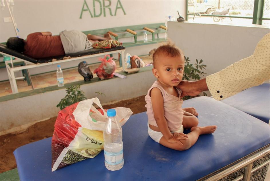 أمّ و6 مواليد يموتون كل ساعة في اليمن