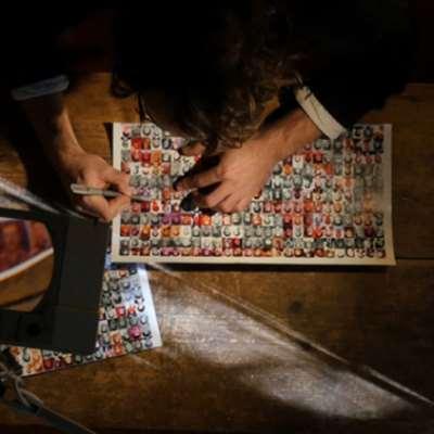 تحفة فنية عن مفقودي الحرب | غسان حلواني: أركيولوجيا الغياب