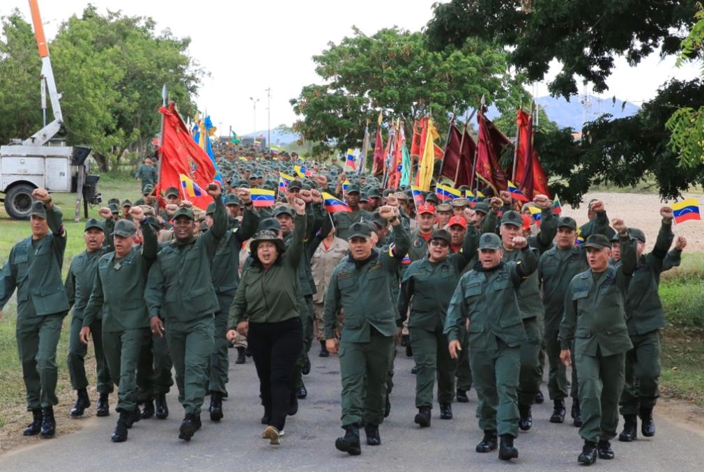 فنزويلا | الحكومة تمضي في محاسبة الانقلابيين: وبولتون يستهدف حلفاء كاراكاس
