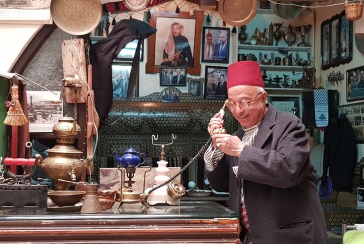«منزل طبّاخة» وسط دمشق: رحلة في«الزمن الجميل»