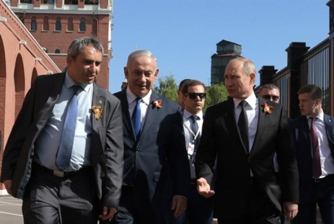 خلاف روسي ــ إسرائيلي على جدول أعمال القمة الأمنية