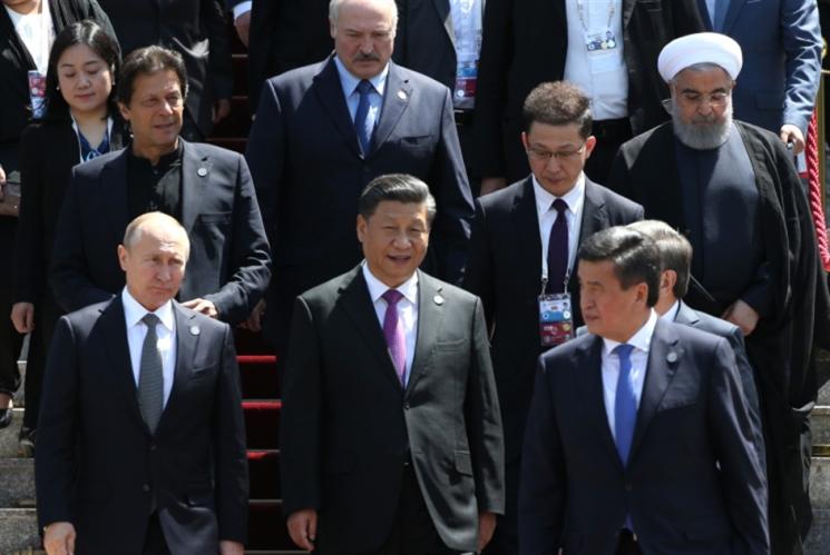 20 وثيقة مشتركة في ختام قمة «منظمة شنغهاي»