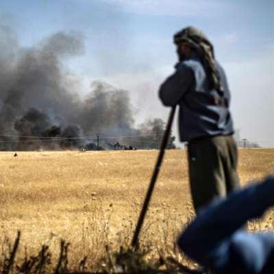سوريا | النار تحصد مواسم القمح والشعير: خسائر مؤلمة... ومحدودة!