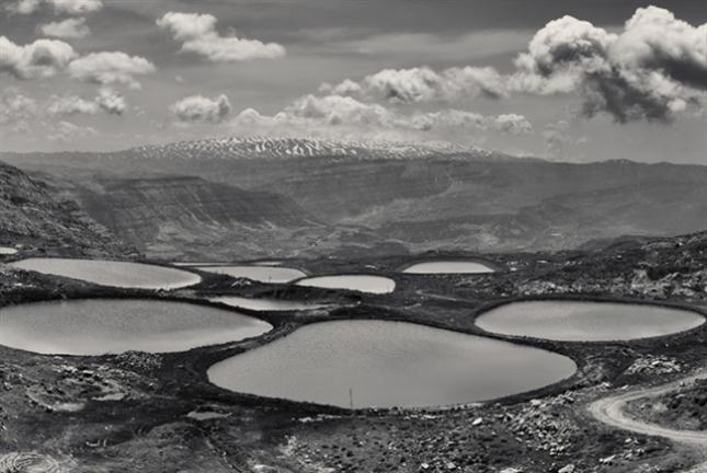 جبال لبنان والأطلس معرض في الحمرا