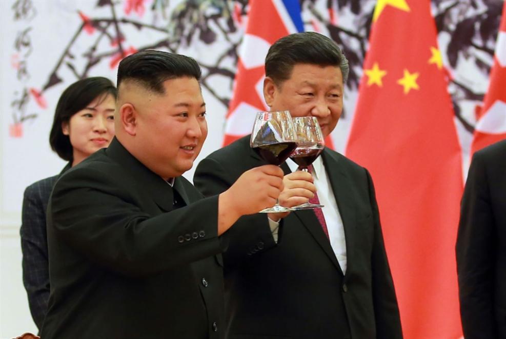 شي في بيونغ يانغ قريباً: رسالة صينية إلى الأميركيين