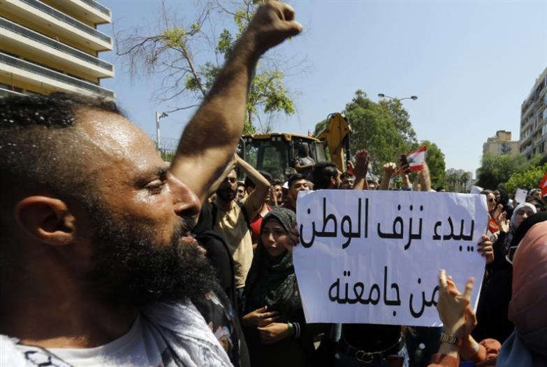 قرار الأحزاب يهتز: العودة عن الاستقالات «تنعش» إضراب «اللبنانية»