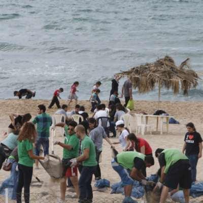 مسح الشاطئ اللبناني: إسبح... لا تسبح!