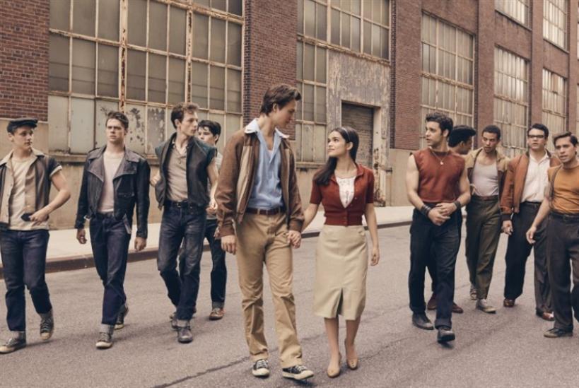 West Side Story بتوقيع ستيفن سبيلبيرغ