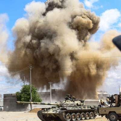 ليبيا | منظومة دفاع جوي لحفتر: الإمارات تناكف تركيا