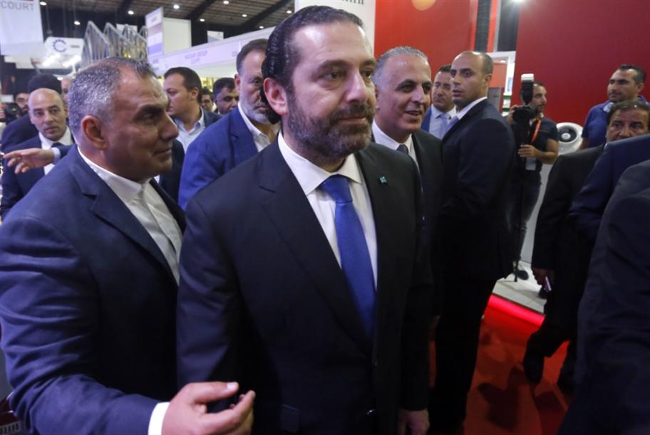 الحريري يشارك في «مسرحية» لجنة المال
