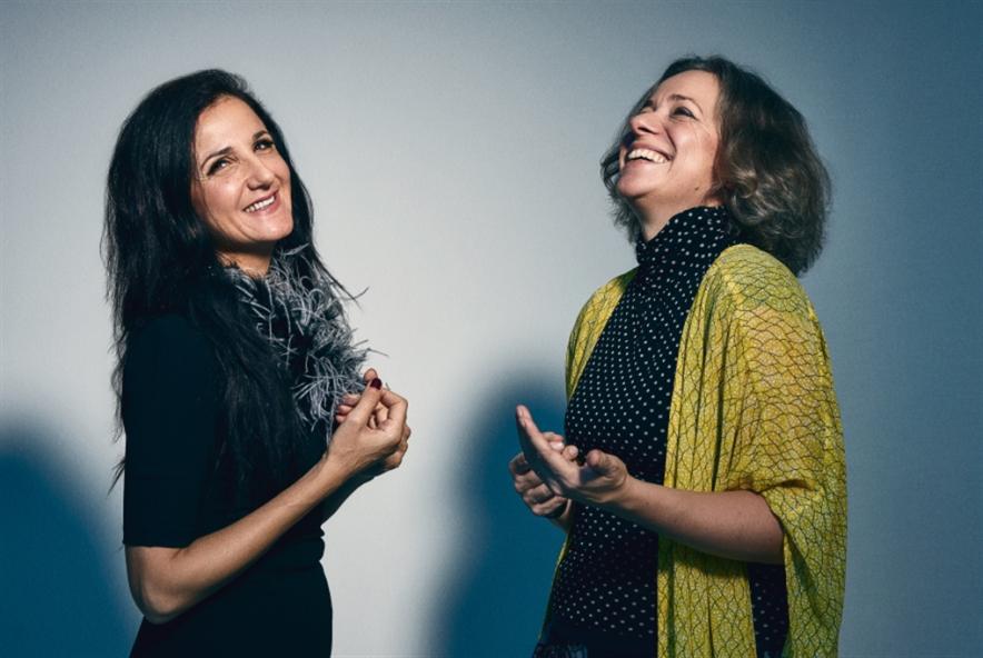 تانيا صالح ولينا نايبرغ: بحثاً عن «تناغم»