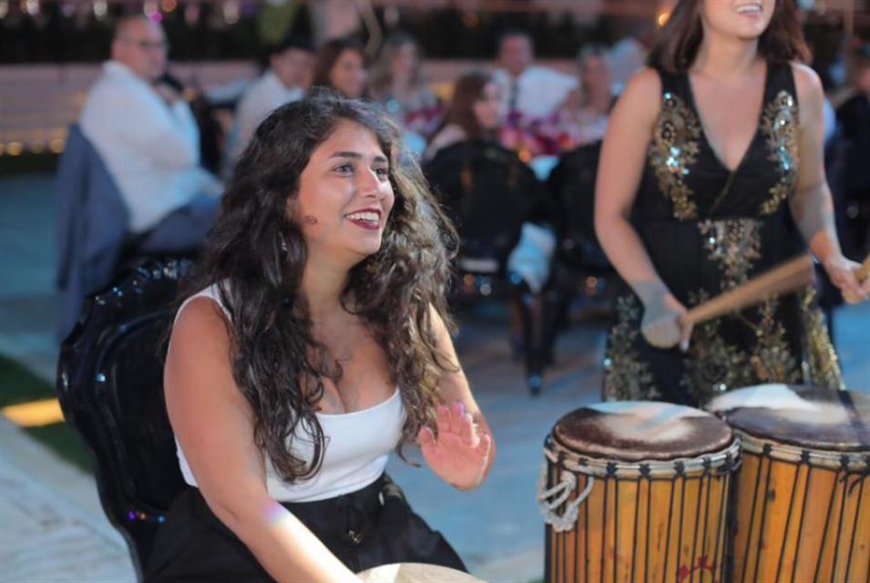 عيد الموسيقى احتفالات في الجعيتاوي