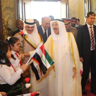 صباح الصباح في العراق: قلقٌ كويتي من التوتر الإقليمي