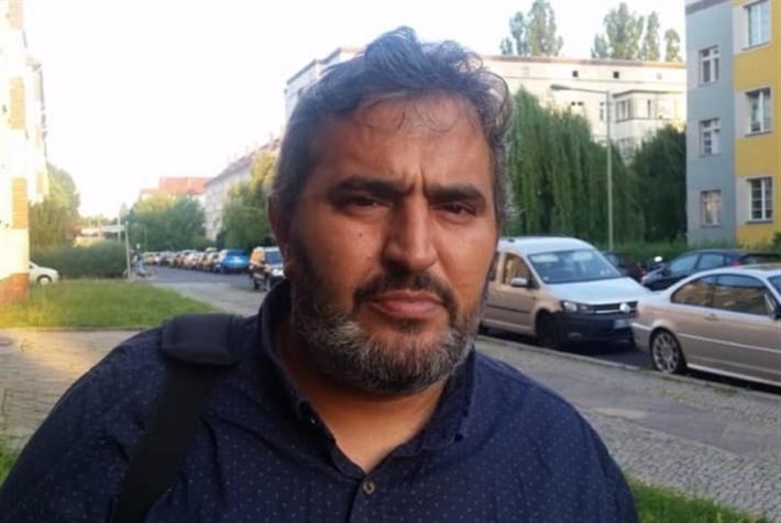 خالد بركات مطرود من نعيم «الديمقراطية» الألمانية