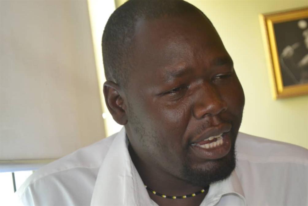 مبارك أردول: المتحدث الرسمي باسم «الحركة الشعبية لتحرير السودان»