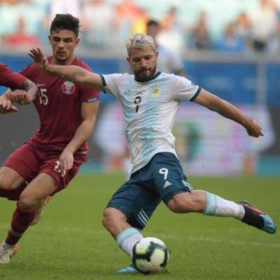 فوز «باهت» للأرجنتين يضع قطر خارج البطولة