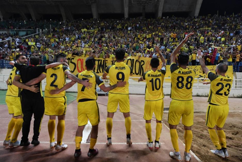 العهد يتفوّق على نفسه... لبنان في النهائي