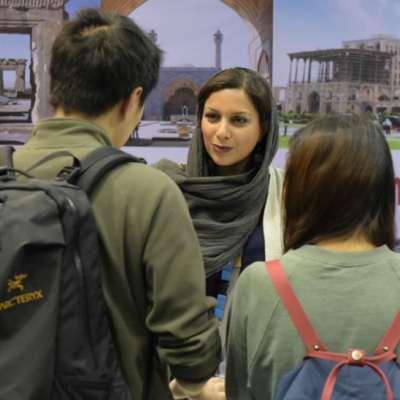 تأشيرة إلكترونية بلا ملصق على جواز السفر: السياحة في إيران تقاوم العقوبات