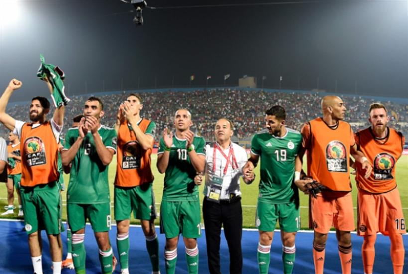 الجزائر تُسقط السنغال وتتأهّل
