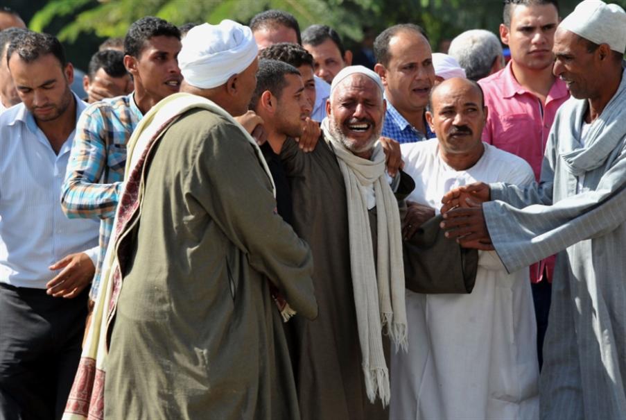 سجن سيناء الكبير: الدولة   تعاقِب مواطنيها