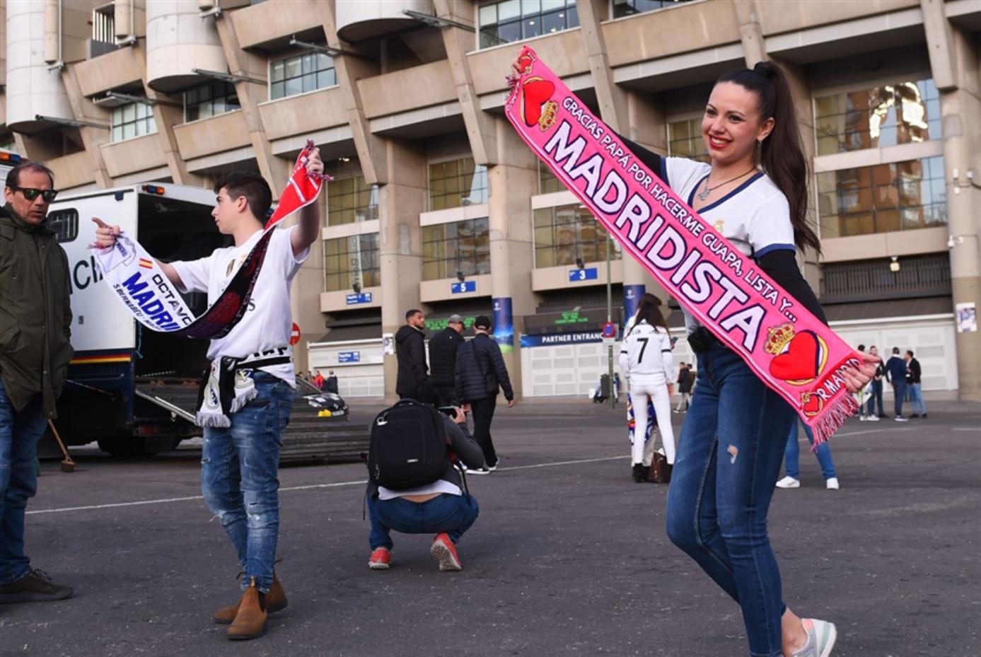 سيدات ريال مدريد: «أن تأتي متأخراً خير من أن لا تأتي»