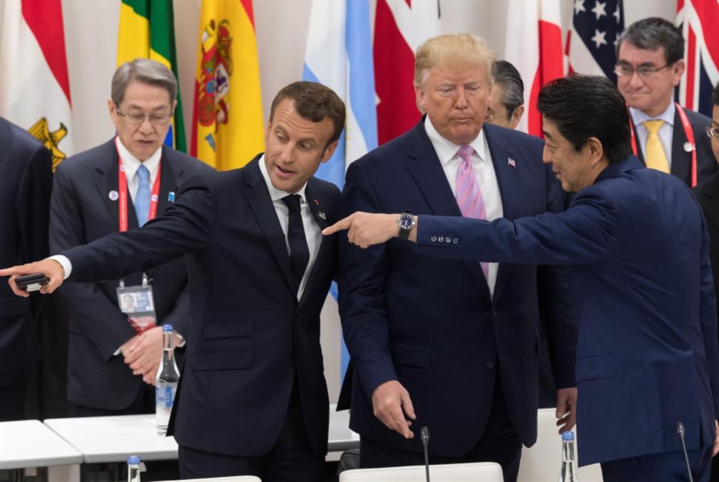 «قمة العشرين» تنطلق: مهادنة ترامب لا يعوَّل عليها