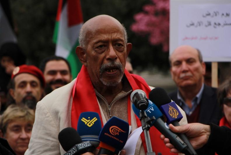 فتحي الفضل: الناطق باسم «الحزب الشيوعي السوداني» عضو تحالف قوى «إعلان الحرية والتغيير»