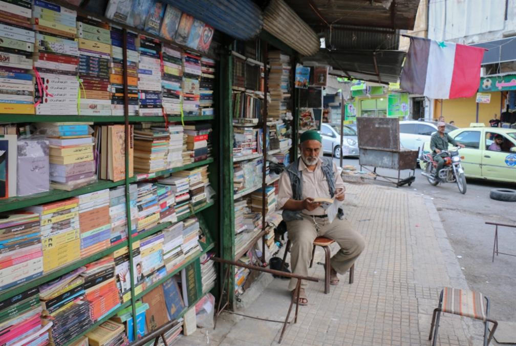 عبد الجليل القدور: «القراءة للجميع» على الرصيف!