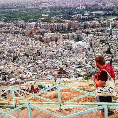 «مقام الأربعين»: جبينُ دمشق المنسي
