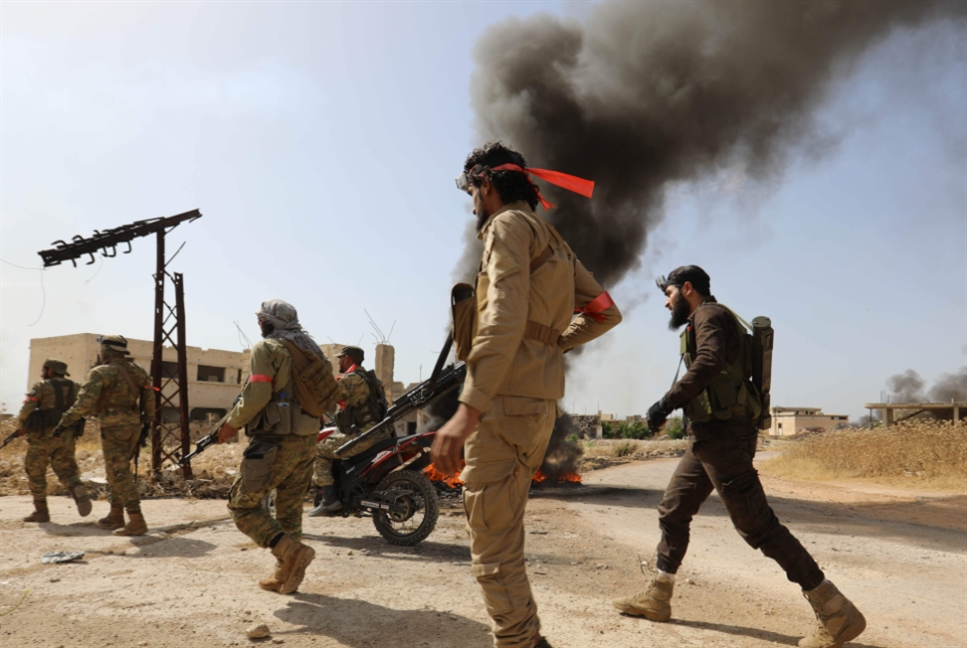 الجيش يمتصّ «الموجة الأعنف» في ريف حماة: نحو الهجوم مجدداً