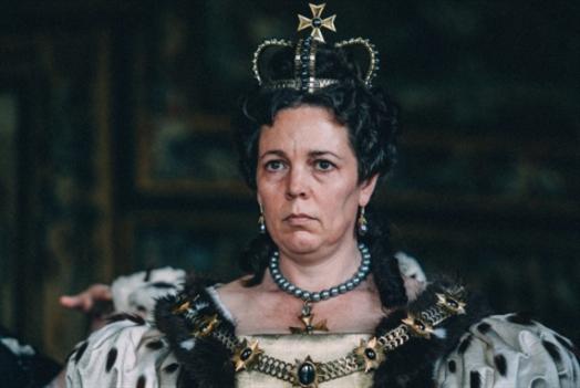 أوليفيا كولمان: وسام من الملكة