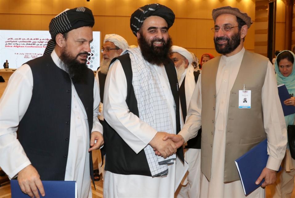حوار واشنطن ــــ «طالبان» يتقدّم