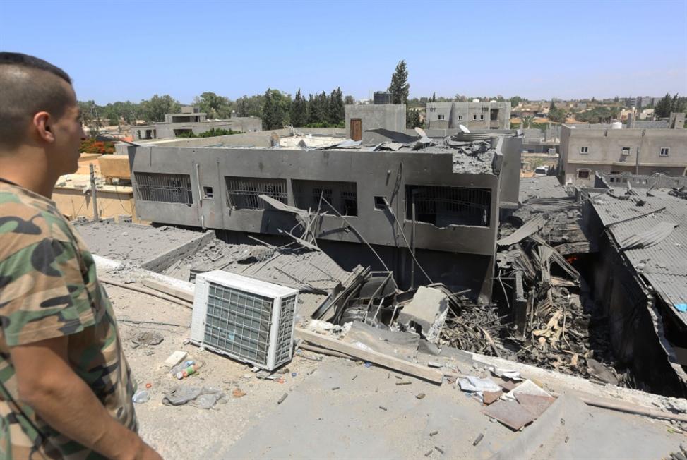 ليبيا |  حظر الطيران في بني وليد: خشية من عسكرة المطار