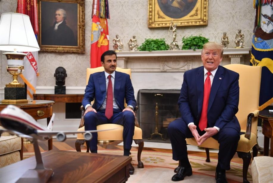 ترامب يشيد بـ«صديقه الرائع»: المليارات تغطي على «شيطنة» قطر