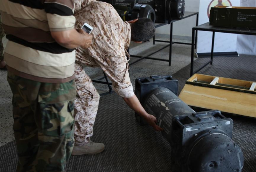 ليبيا | من فرنسا إلى حفتر: صواريخ أميركية في غريان