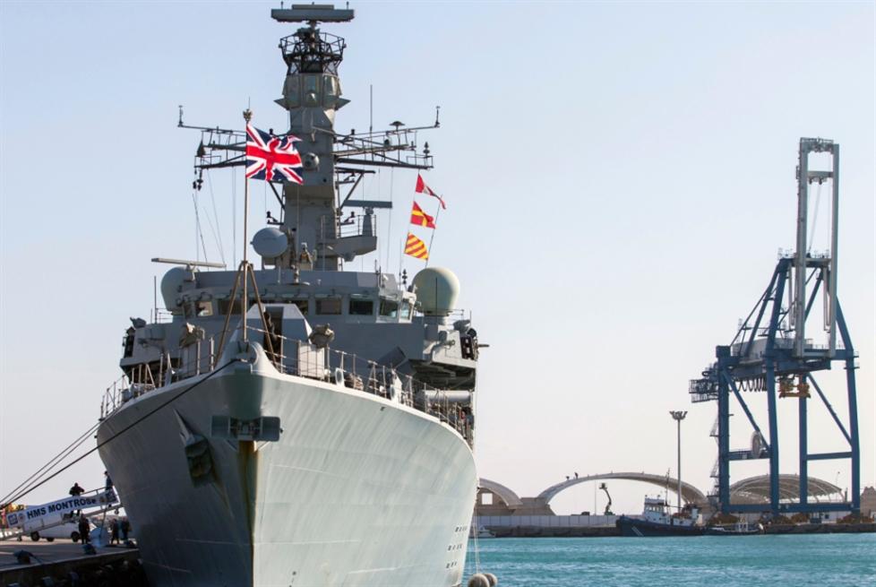 بريطانيا ترفع مستوى أمن السفن: الحرس الثوري عازمٌ على الرد