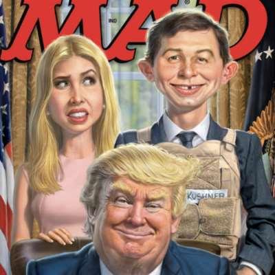 أيقونة الثقافة الشعبية الأميركية في القرن العشرين: كتيبة MAD المضيئة... نهاية  مرحلة