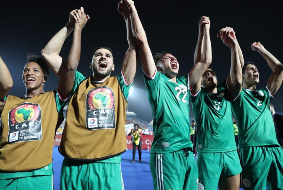 الحلم الجزائري لا يزال قائماً
